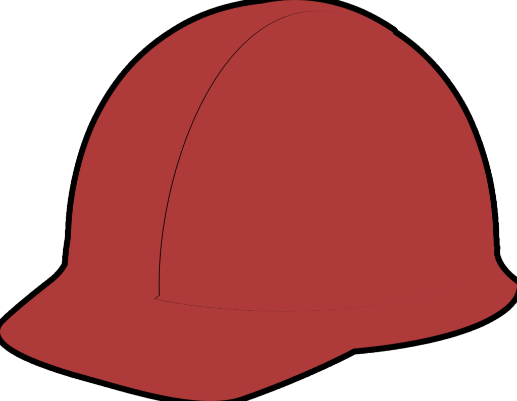 Safety Helmet Colour Code in Construction - Hard Hats
