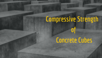 Compressive Strength of Concrete Cubes - Banner