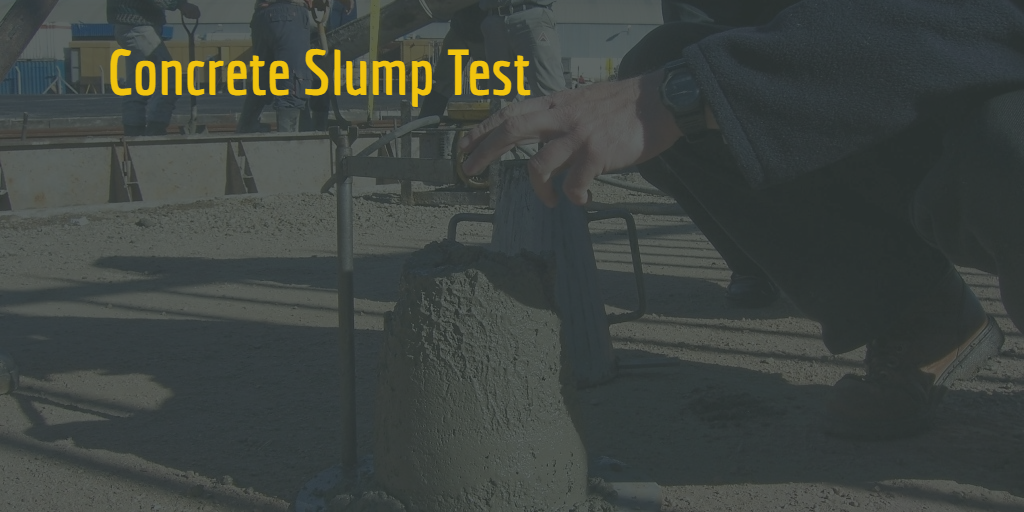 Concrete Slump Test : Concrete slump test experiment procedure civilology