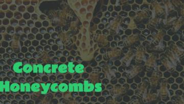 Concrete Honeycomb